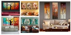 3 Piece Canva Paintings, Acrylic Painting for Living Room, Multiple Wall Art Paintings – Silvia Home Craft Living Room Canvas Painting, Texture Painting On Canvas, Hand Painting Art, Acrylic Painting Canvas, Art Paintings, Paintings Online, Modern Paintings, Painted Canvas, Acrylic Art