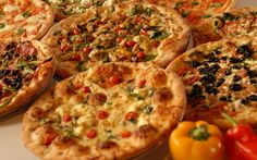 Pizza! Russo's Restaurants — Russo's New York Pizzeria & Russo's Coal Fired Italian Kitchen.