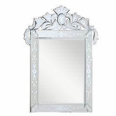 Leo Arched Wall Mirror