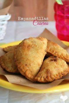 Cómo preparar empanadillas caseras