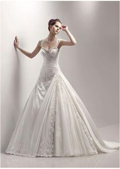 wedding dress~