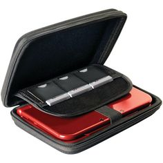 New Nintendo 3DS(TM) XL Travel EVA Protective Case - CTA - 3DS-CASE