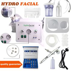 3in1 Hydro Dermabrasion Diamond Microdermabrasion Machine Water Oxygen Peeling