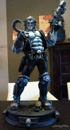 [SIDESHOW] Lobo & Dawg Exclusive Premium Format Statue Review