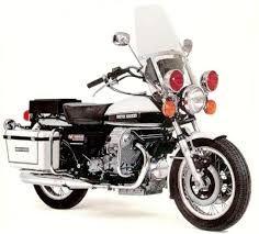 Kuvahaun tulos haulle Moto Guzzi 1000 SP II police motorcycle