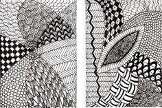 Zentangle Patterns for Beginners | My Website http://www.freewebs.com/valdevries