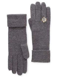 Kate Spade Gloves....so cute.