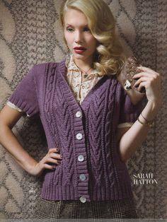 SARAH HATTON莎拉哈顿 - 编织幸福 - 编织幸福的博客