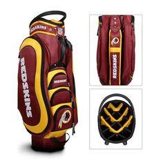 Washington Redskins Medalist Golf Bag - Cart Bag