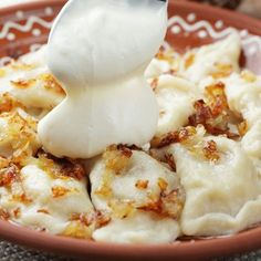 An all time favorite Pierogi Recipe.��Pierogi is a meal of love and time to prepare but always worth the effort.. Pierogi Recipe from Grandmothers Kitchen.