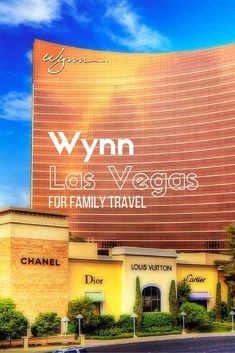 229fb822ecfd the Wynn Las Vegas for Family Travel. Why you should stay at the Wynn with