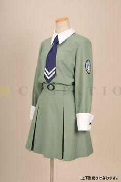 聖エルミン学園 女子制服 ブラウスセット