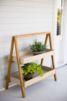 Terra A-Frame House Plant Shelf Indoor Porch Plants, Outdoor Plants, House Plants, Outdoor Gardens, Outdoor Plant Table, Indoor Plant Shelves, Garden Shelves, A Frame Chicken Coop, Chicken Pen