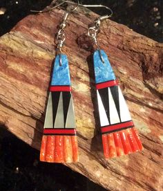 A personal favorite from my Etsy shop https://www.etsy.com/listing/545890579/native-american-jewelry-santo-domingo