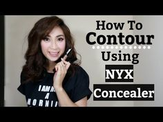 CONTOURING MAKEUP  NYX HD CONCEALER - How I quickly & Easily Contour | Minimalist Style In todays video I will show you how I quickly and easily contour my face using Nyx HD Concealer.  Highlighting and Contouring is so fun. Also I thought these concealers were around $8 - $9 dollars but they are only $4.99 at Ulta.  Enjoy!  From Ulta:  1. Nyx HD Concealer (CW01- Porcelain & CW07 - Tan) - $4.99 http://www.ulta.com/ulta/browse/productDetail.jsp?productId=xlsImpprod3460285 From Amazon:  2…