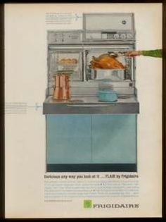STOVE WITH PULL OUT BURNER | flair range frigidaire flair frigidaire custom imperial flair range ...