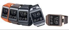 Samsung anuncia novos relógios Gear com sistema Tizen