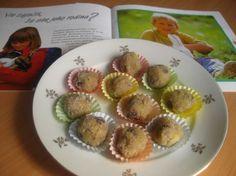 Fotorecept: Jablkové guľky Muffin, Breakfast, Food, Morning Coffee, Essen, Muffins, Meals, Cupcakes, Yemek