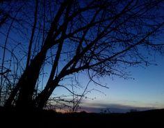 Morgendämmerung - Frühlingsanfang