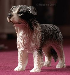 Part of the Pretty Puppies range from Dolls House Emporium 1/12th Scale Made from Polyresin size: 34 x 20 x 34mm approx
