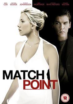 April 2018 | Woody Allen | Match Point | 2005 UK /Ireland /Luxembourg | Scarlett Johansson | Emily Mortimer