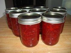 Amish Rhubarb Jam Recipe
