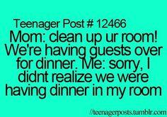 Teenager Post #12466