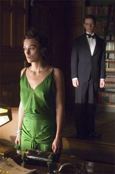 Atonement (2007) - starring James McAvoy & Keira Knightley