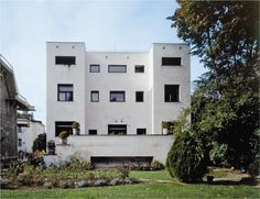 Steiner House_ Adolf Loos_ Vienna, Austria..... ahead of his time?