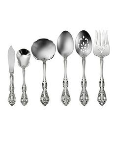 Be the hostess with the mostess with this gorgeous flatware set from Oneida