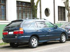 Nissan Rnessa GT Turbo 4WD