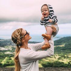 beautiful! mama & son