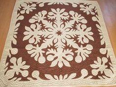 Hawaiian Quilt