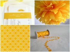 color of the month :: marigold