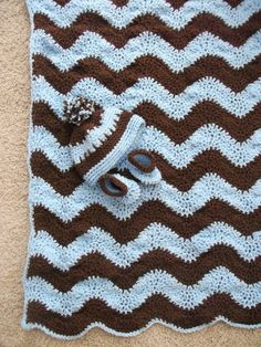 More Great Baby Blanket ideas and tutorials