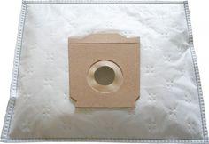 daniplus© 75 / 20 Vlies Staubsaugerbeutel passend für Bosch / Siemens Typ: A-B-C, Kärcher VC 6000  VC 6999 / 6.904-  20x Hochwertige Microvlies Staubsaugerbeutel daniplus© 75  Diese Beutel werden aus hochwertigem Microvlies hergestellt. Der Vorteil gegenüber Papierbeuteln besteht...