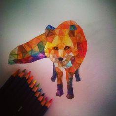 polygon animals - Szukaj w Google