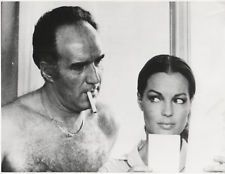 LES CHOSES DE LA VIE Michel Piccoli ROMY SCHNEIDER Claude Sautet Original 1970