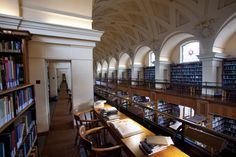 Gonville & Caius College Library, Cambridge