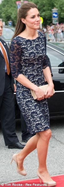 Catherine Duchess of Cambridge arrives outside the official residence of the Governor General of Canada in Rideau Hall on June 30, 2011 in Ottawa, Canada.