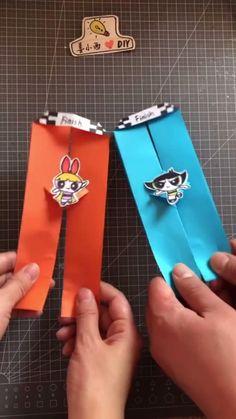Diy Crafts Hacks, Diy Crafts For Gifts, Diy Home Crafts, Diy Crafts Videos, Fun Crafts, Money Making Crafts, Diy Videos, Paper Crafts Origami, Paper Crafts For Kids
