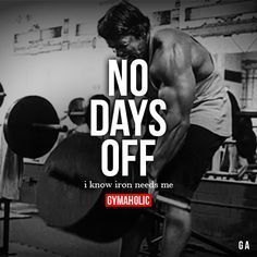 No Days Off Arnold's Workout !