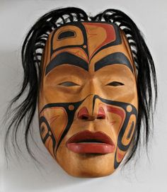 RARE-EXCEPTIONAL-INSCRIBED-TSIMSHIAN-SHAMAN-MASK-Pacific-Northwest-Coast