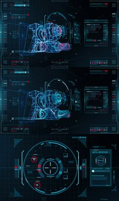 Drone X-Ray FUI – Personal work and study. While working on this personal project, I was inspired by UI from Avengers Age of Ultron made by #TerritoryStudios.  The idea was to create a simple animated #3D model and put some #FUI surrounding it. As it was my first such work, I had some difficulties with composing all elements together in #AfterEffects, but it was a great experience and I had a lot of fun working on it. #scifiui #fuidesign