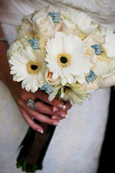 Wedding Bouquet Daisy Flower