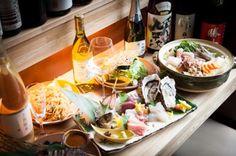 日本橋で最高ランクのカキ&日本酒を満喫! | ニュースウォーカー