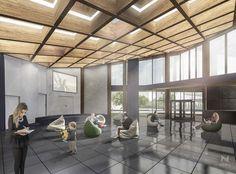 Community Center Community, Studio, Architecture, Arquitetura, Studios, Architecture Design