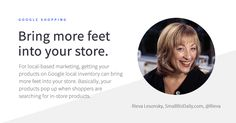 Make your in-store inventory pop up online and bring more people into your brick-and-mortar. For more tips on Google Shopping and ecommerce, check out the BigCommerce blog!