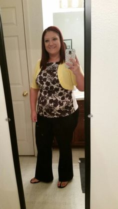 10.23.14, Ann Taylor top,  Soma Cropped cardi and NY&CO pants