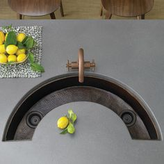 Luna Sink Antique now featured on Fab.  Interesting, not sure how I feel about this